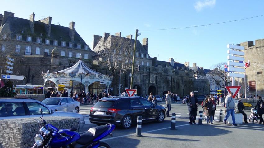 Fête des remparts de Saint-Malo 2014