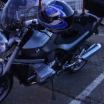 moto BMW Rennes Boxer Passion R12R