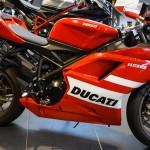 Ducati moto et accessoire à Nantes : concession moto italienne
