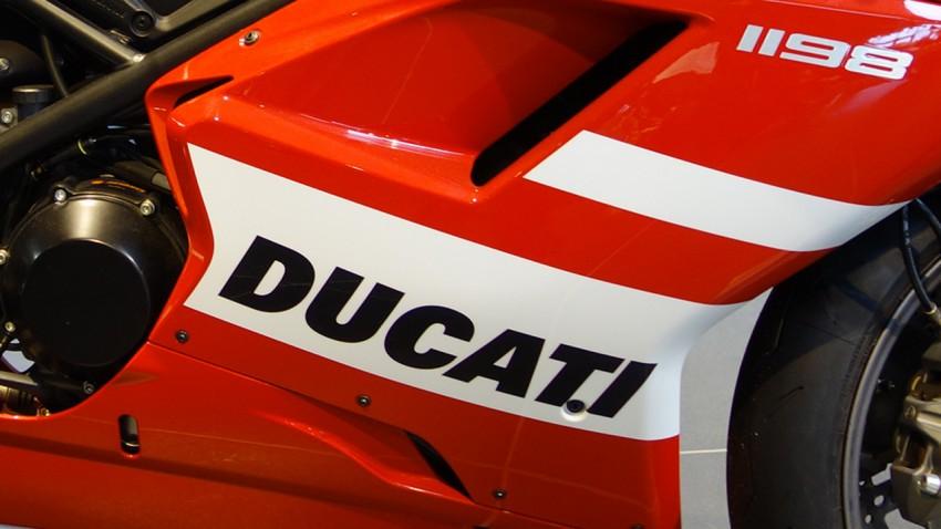Ducati Store Nantes : concession moto Ducati Pays de la Loire