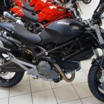 moto Ducati Monster 696 à la Roche sur Yon (Ducati Store)