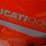 Ducati 999 S au Store de la Roche sur Yon