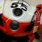 Ducati 999 R au Store de la Roche sur Yon