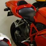 coque arrière Ducati 999S