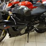 BMW moto S1000RR à la roche sur Yon