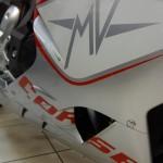 MV Agusta : Lebrasseur moto à la Roche sur Yon