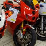 Ducati 999S à la Roche sur Yon