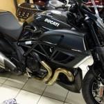 Ducati Store : Diavel à la Roche sur Yon