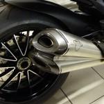 échappement du Diavel Ducati