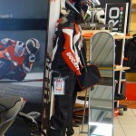 Accessoire moto Ducati au Ducati Store de la Roche sur Yon