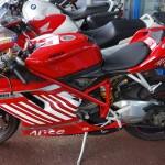Ducati 1098 S au Ducati Store de la Roche sur Yon