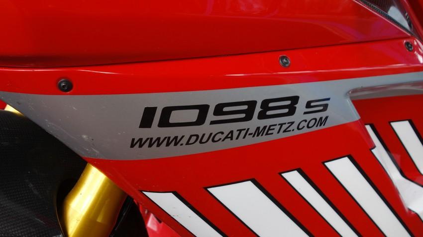 Ducati Store de Metz