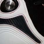 insert carbone dans les chaussure de moto