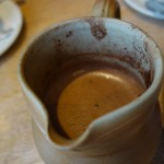 Chocolat chaud au Breizh Café de Cancale