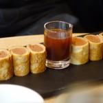 gourmandise au Breizh Café de Cancale