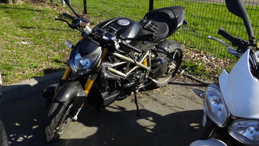 Ducati 1098 Streetfighter S