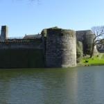 Corlay et son chateau