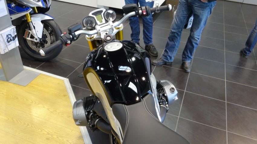 Nine T (90 T) chez BMW moto Rennes : Boxer Passion