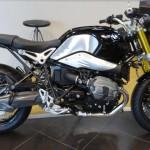 moto R Nine T BMW Nice