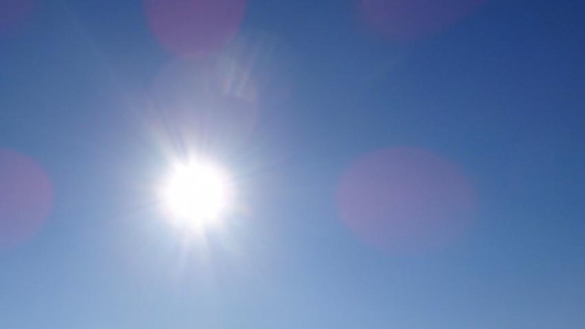 soleil du 16 mars 2014 à Rennes