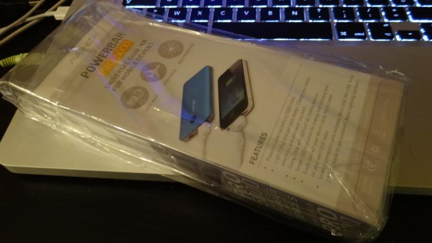 Groupon powerbar 5000