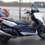 maxi scooter pas cher chez Yamaha