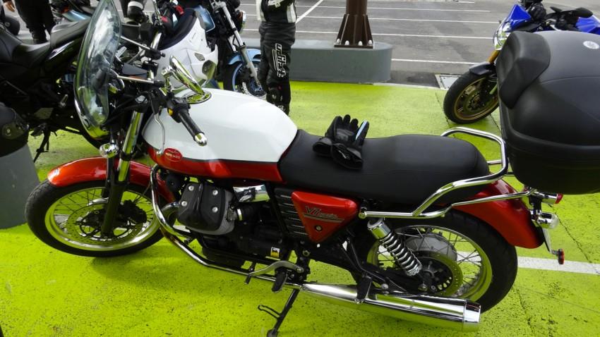 Moto Guzzi Rennes