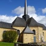 église de la chapelle du bouessic