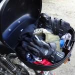 top case à moto : le fourre-tout