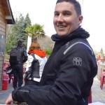 Arnaud, motard Rennais en Kawasaki
