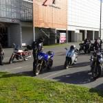 moto à Bruz