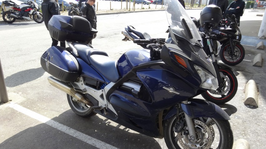 Pan European 1300 Honda à Hubert