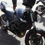 GSR 600 occasion à Rennes : moto pas cher