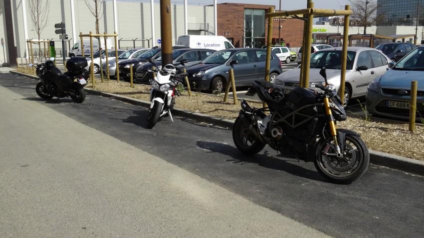 motard Rennais à Rennes en Bretagne, un comble !
