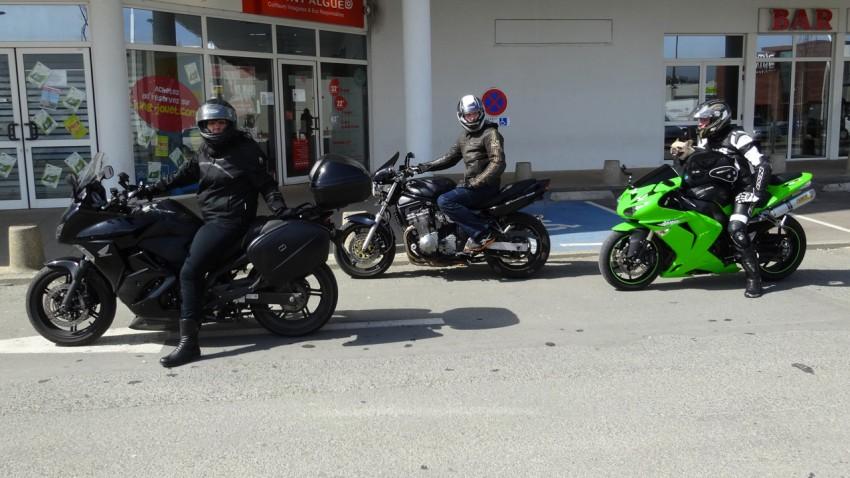 rencontre motarde à Rennes