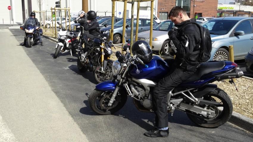 équipement motard pour rouler en sécurité