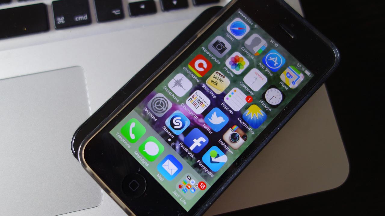 Tomtom, application pour iPhone sur IOS