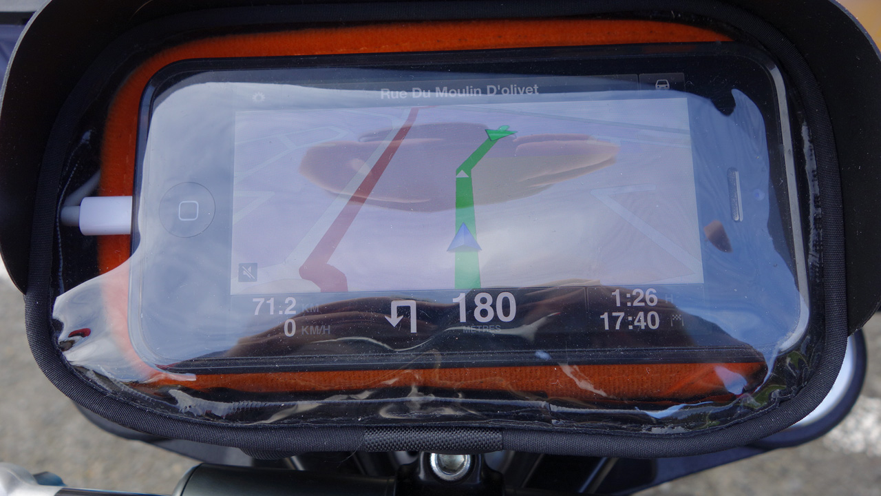 GPS moto : bien choisir