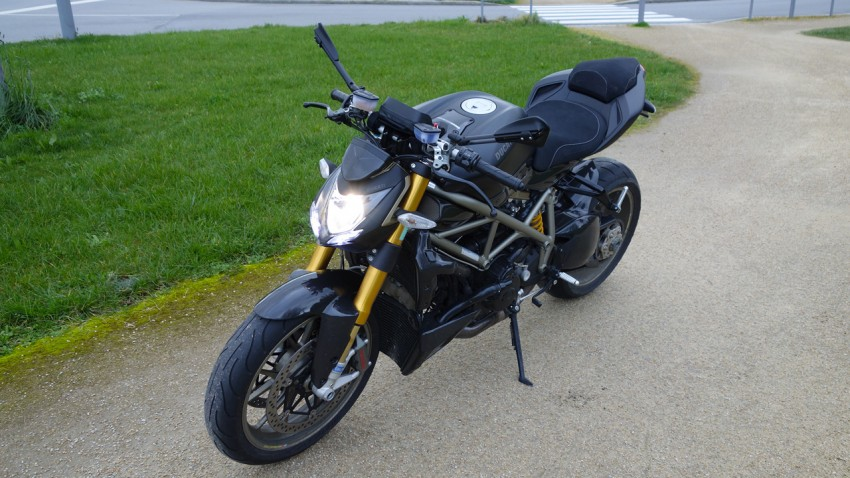 belle moto