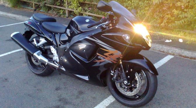 Hayabusa une moto de légende