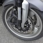 pas d'ABS sur le MT 01 Yamaha Rennes