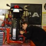 Dafy moto bichonne les motos Italiennes