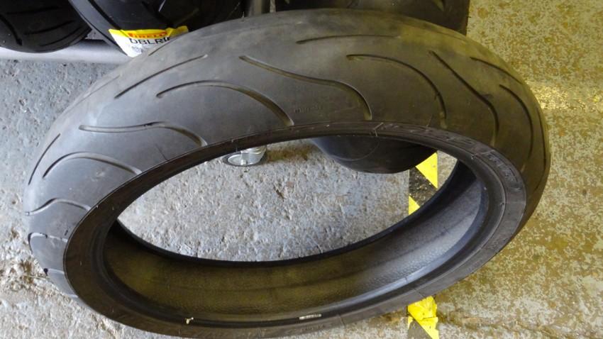 Pneu moto pas cher : Michelin pilot power