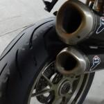 pneu bridgestone sur Ducati