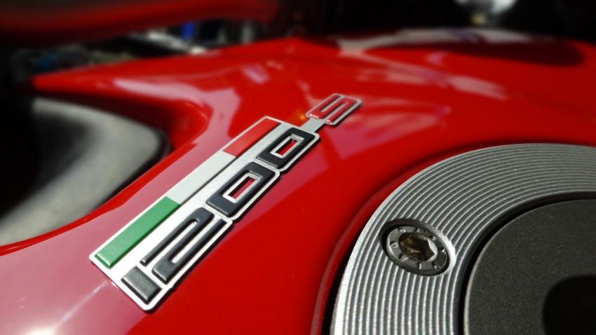 1200 S Ducati