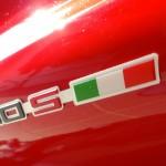 Monster 12 S Ducati rouge