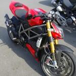 Rouge Ducati