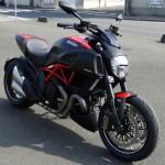 Ducati Diavel de David Jazt