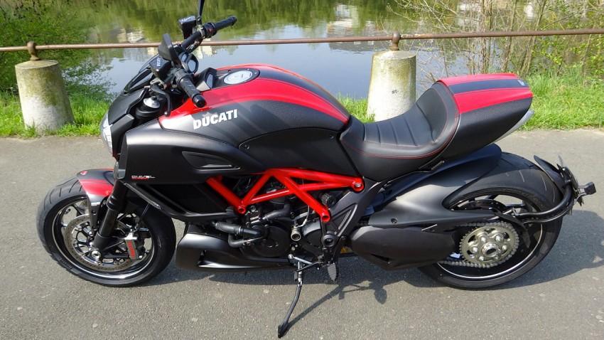 un amour de Ducati