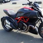 Ducati Diavel Laval
